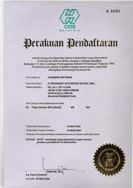 Rujukan Permohonan Dan Panduan Pendaftaran Cidb Daftarsyarikat Biz